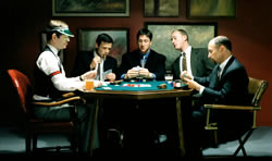 Limit Holdem - a whole new ball game?